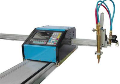 Crossbow Taşınabilir CNC Plazma Alev Gaz Kesme Makinası