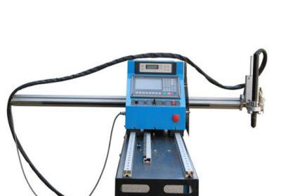 Mini metal kesici 1200 * 1200 mm plazma kesme makinası