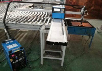 çelik yapı masa stili cnc alev plazma kesme makinası / çeşitli metal plaka kesme metal kesme makineleri
