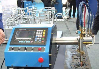 Portal Tipi Çift Tahrikli CNC Alev Plazma Kesim Makinası Satış