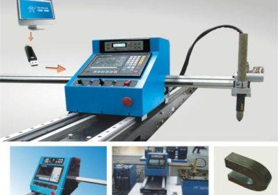 En iyi kalite cnc plazma masa / portal / protable cnc plazma kesme makinası