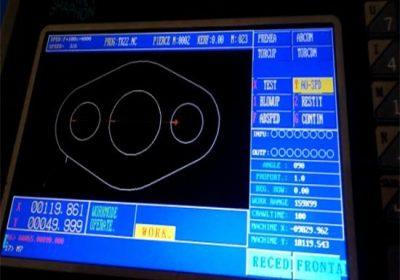 Ajan istedi plaka ve boru plazma kesme makinası cnc plazma kesici