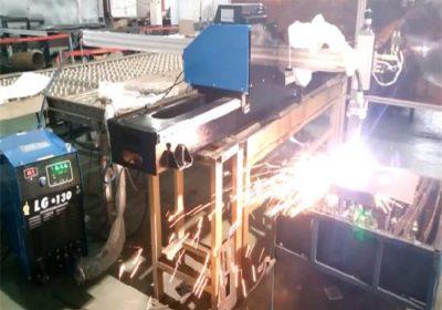 Bossman taşınabilir konsol CNC plazma kesme makinası Plazma Kesici