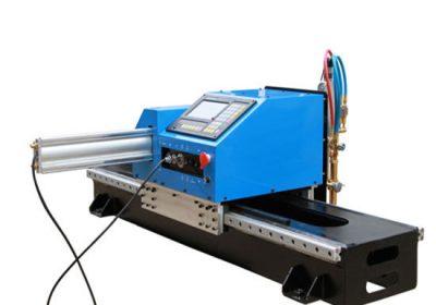 THC ile CNC plazma alev kesme makinası metal paslanmaz kesme makinası