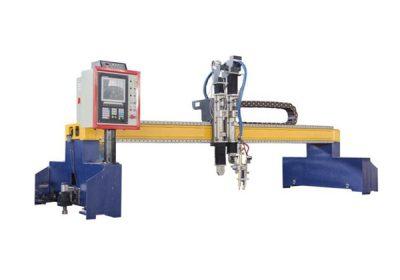 Stokta düşük maliyetli cnc plazma boru kesme makinası