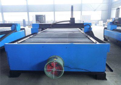 Plazma Kesici Sac Çelik CNC Masa Plazma Kesme Makinası