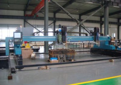 Demir sac için CNC portal plazma alev kesme makinası