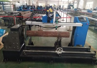 Su tabla yatağı ile cnc plazma kesme makinası