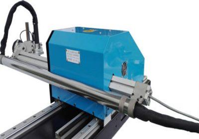 Portal Tipi CNC Plazma Kesme Makinası, çelik levha kesme ve delme makineleri fabrika fiyatı