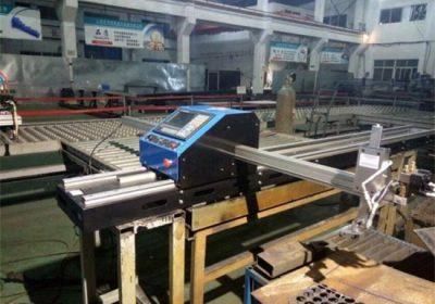 Metal plaka portal CNC alev plazma kesme makinası