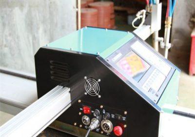 CNC Taşınabilir Plazma kesme makinası, Oksijen yakıt Metal kesme makinası fiyatı