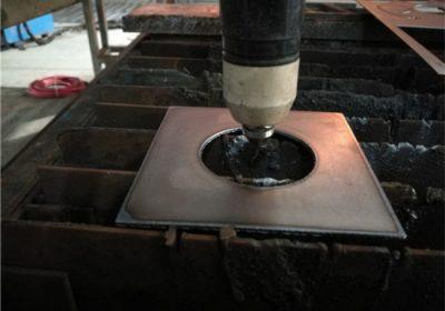 Fabrika kaynağı 2000 * 3000mm boru için 2030 cnc plazma kesme makinası