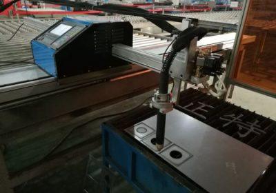 Paslanmaz çelik karbon çelik bakır Mini Taşınabilir CNC Plazma kesme makinası