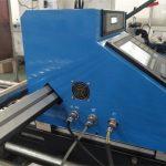 Taşınabilir cnc 43A güç plazma kesme makinası START Marka LCD panel kontrol sistemi plazma kesme metal makine fiyat