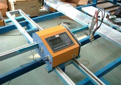 Fabrika fiyat ile profesyonel cnc alev masa kesme makinesi