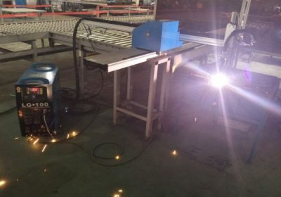 Mini portal CNC Plazma Kesim Makinesi / CNC Gaz plazma kesici