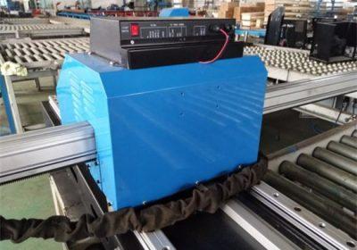 Handrand parça 1325 metal plazma kesme makinası kesim taşınabilir cnc plazma