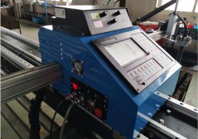 Portal tipi CNC plazma ve alev kesme makinası / oksi-yakıt kesici