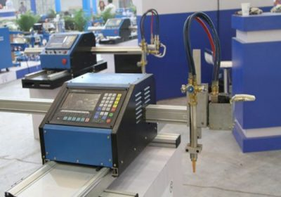 Hem metal levha hem de metal boru CNC kesme makinesi, hem plazma kesme hem de oksi-yakıt kesme torcu ile