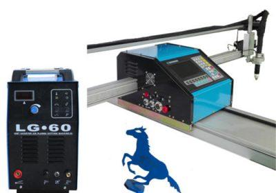 Otomatik CNC Paslanmaz çelik boru kesme makinası Plazma kesme makinası