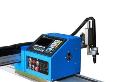 En popüler cnc plazma / alev kesme makinası için karton / paslanmaz çelik alüminyum bakır