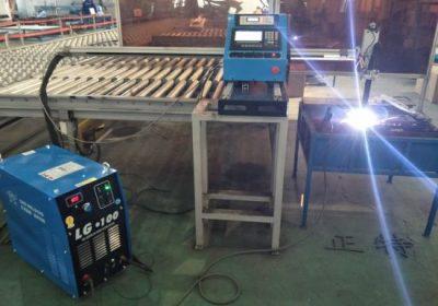 Portal Tipi CNC Plazma Kesim ve Plazma Kesme Makinesi, çelik levha kesme ve delme makineleri fabrika çıkış fiyatı