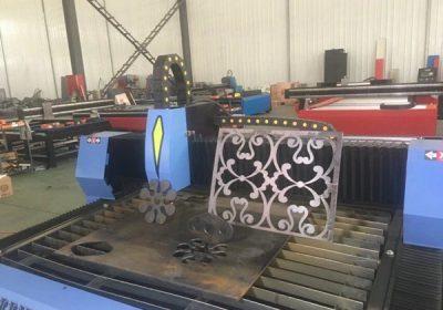 Sıcak Satış Masa Tipi Makine Plazma CNC Kesme Makinesi