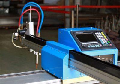 Hafif portal cnc kesme makinası plazma