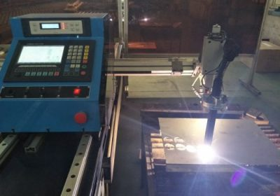 Karbon metal boru cnc plazma boru kesme makinası