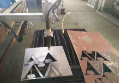 Fabrika fiyat 1530 plazma kesme makinası için paslanmaz çelik karbon çelik demir sac cnc plazma kesici stokta