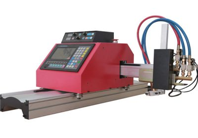 Küçük Portal CNC alev / plazma kesme makinası