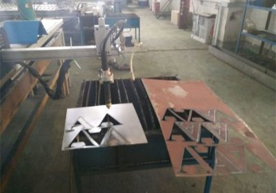 Cnc plazma kesici / kare tüp yuvarlak çelik boru cnc plazma kesme makinası