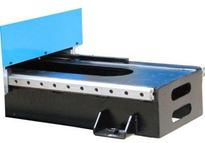 Büyük boy Gantry Plazma kesme metal cnc plazma kesme makinası çin