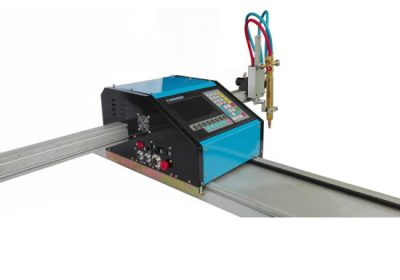 Taşınabilir CNC plazma alev kesme makinası plazma kesici JX-1530